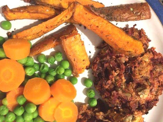 dinner-beetroot-burgers