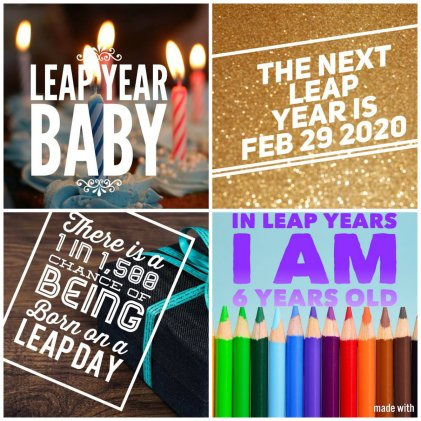 collageleap-year