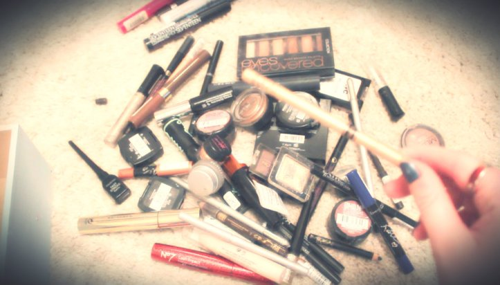 instagram makeup declutter part2