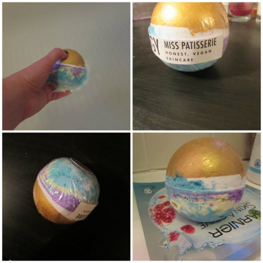 ANGLES OF THE BATH BOMB