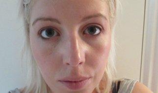 eyeliner done