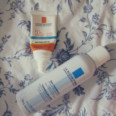 spf and face spray