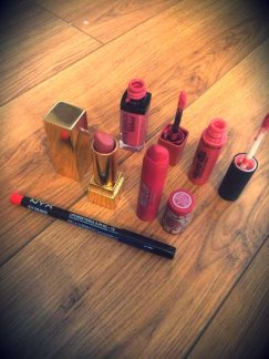 lipstick faves