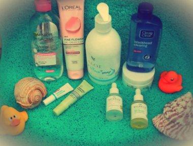 skincare routine insta