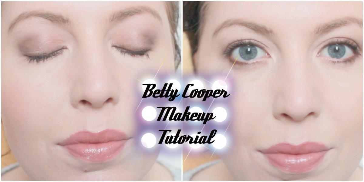 Betty Cooper Makeup Tutorial Rubirubimakeup